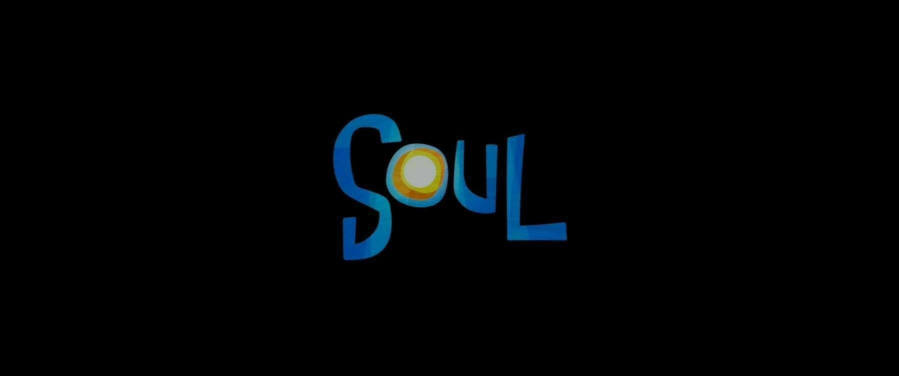 The title card for the film, Soul.